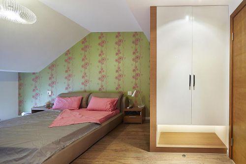 欧式简欧清新卧室设计方案
