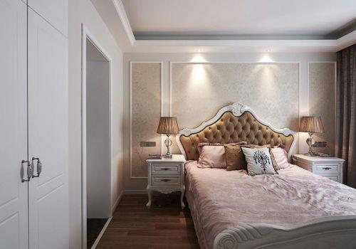 欧式日式卧室案例展示