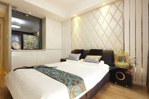 现代简约欧式日式卧室装修效果展示