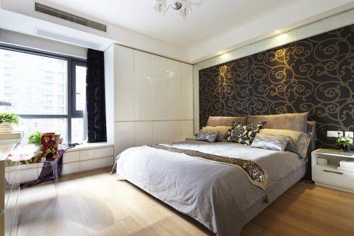 现代简约欧式日式卧室设计方案