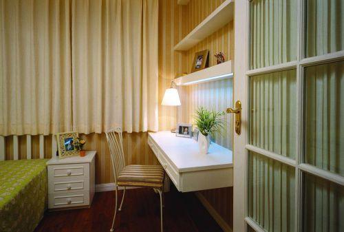 田园美式卧室设计方案