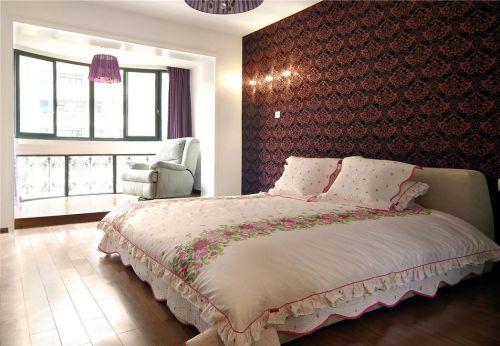 田园美式卧室装修图