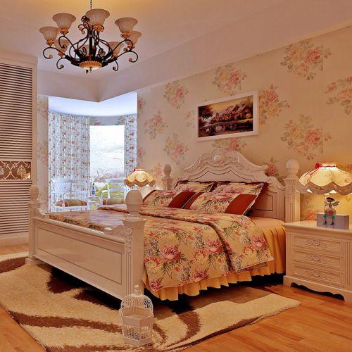 欧式田园卧室设计案例展示