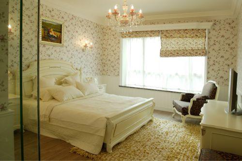 欧式田园卧室设计方案