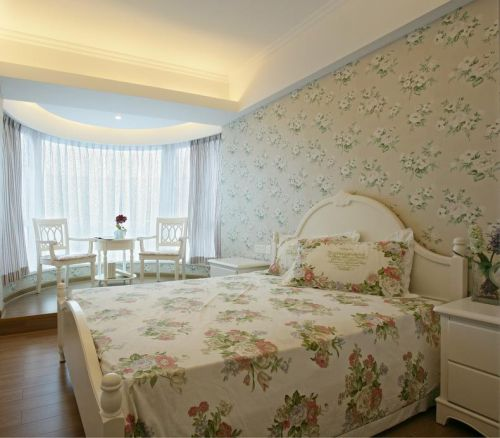 田园卧室设计案例