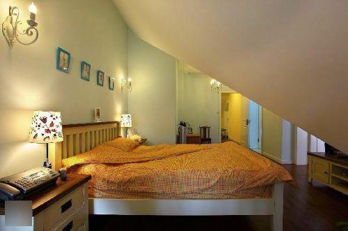 田园地中海卧室设计方案