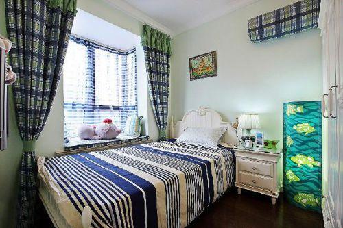 田园地中海卧室设计案例展示