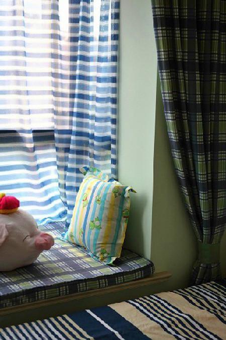 田园地中海卧室设计案例