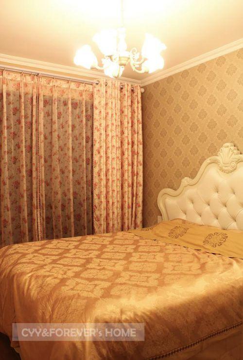 田园卧室设计案例展示