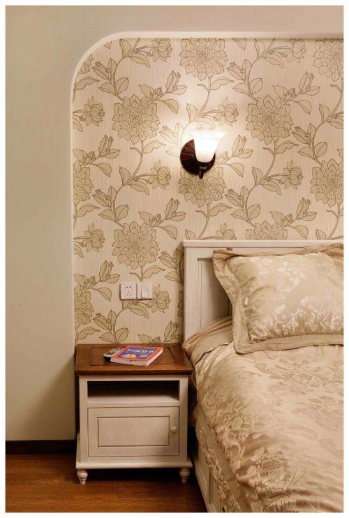 田园复古卧室设计方案