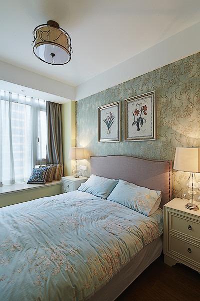 田园地中海美式卧室案例展示