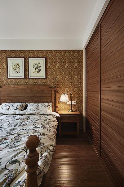 田园地中海美式卧室设计方案