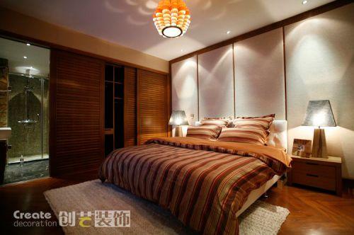 东南亚卧室衣柜案例展示