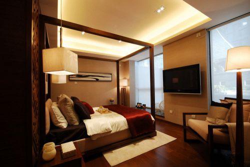 东南亚卧室装修图