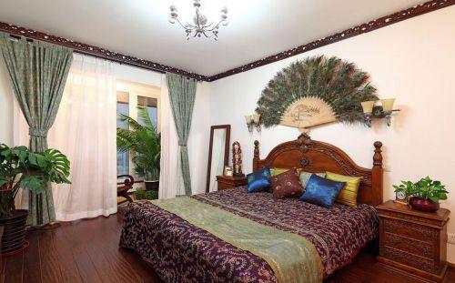 东南亚卧室设计案例