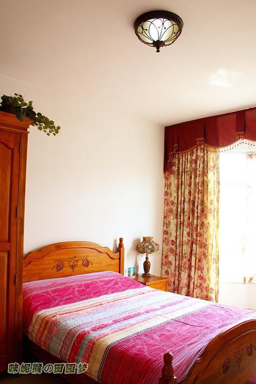 田园美式卧室案例展示