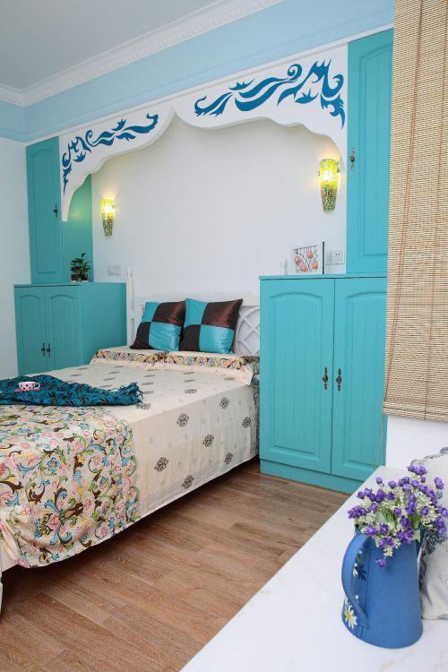 地中海卧室设计方案