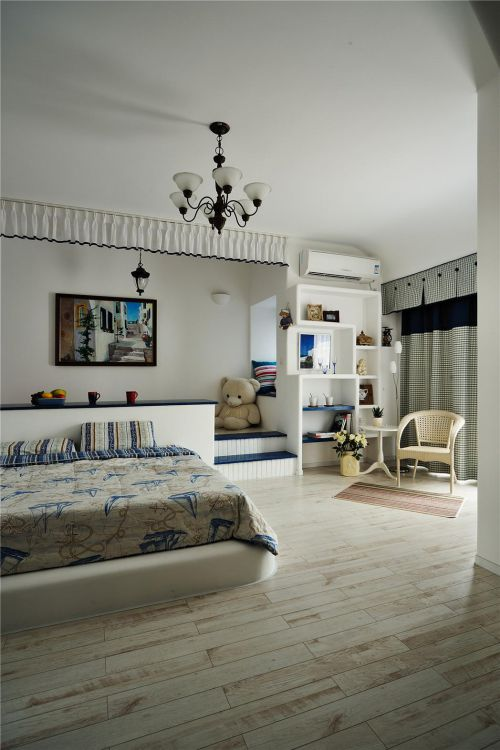 地中海卧室案例展示