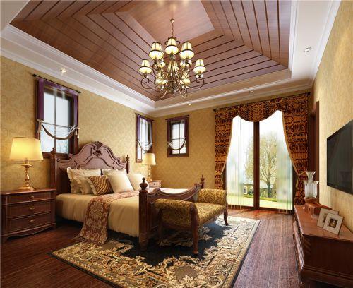 地中海卧室设计案例展示