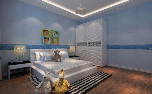 地中海卧室吊顶案例展示