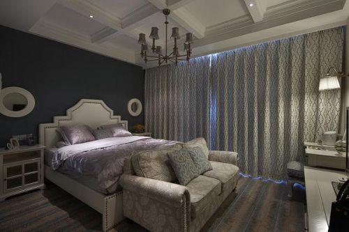 美式混搭卧室设计案例展示