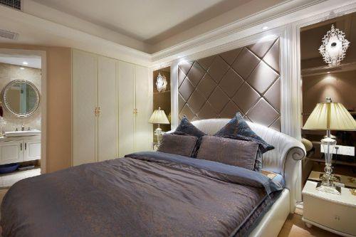 欧式新古典混搭卧室设计方案
