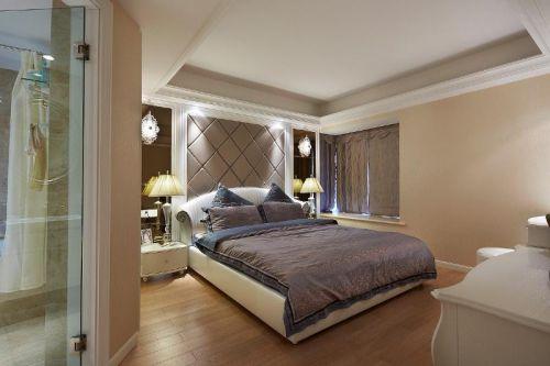 欧式新古典混搭卧室图片