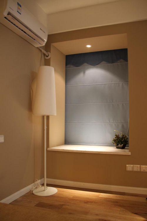 现代简约美式混搭卧室装修效果展示