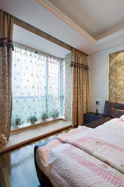 新古典美式混搭精致卧室设计案例展示