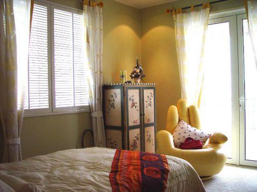 美式混搭卧室设计案例