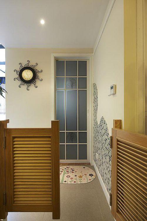 现代简约日式混搭卧室图片