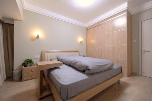 现代简约日式卧室案例展示