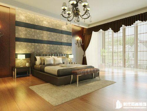 欧式简欧简欧风格卧室设计图