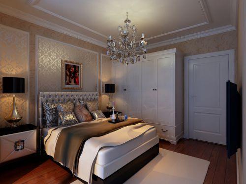 欧式简欧简欧风格卧室吊顶设计图