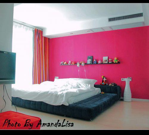 现代简约日式卧室设计案例