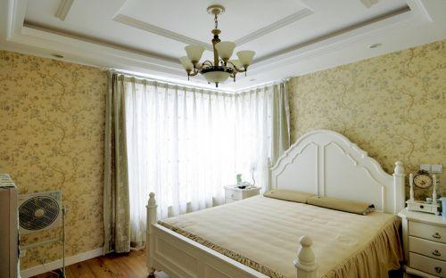 简欧卧室效果图