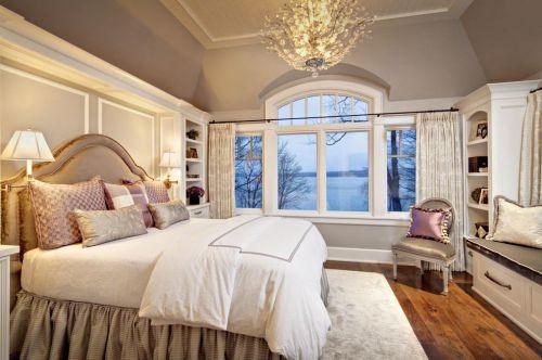 现代简约简欧卧室设计案例