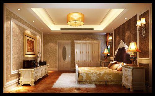 新古典卧室效果图
