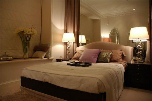 欧式简欧卧室设计案例