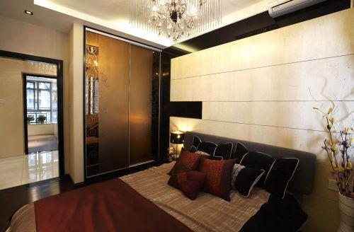 简欧新古典卧室图片