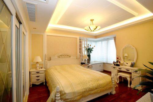简欧卧室设计案例