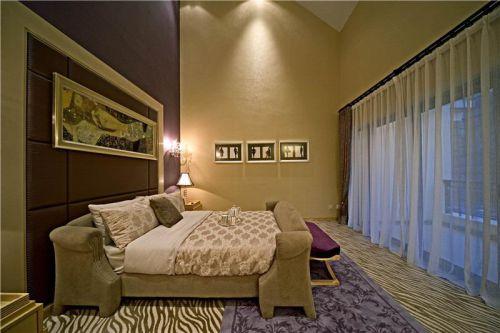 欧式简欧新古典卧室设计方案
