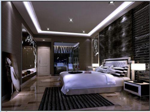 现代简约新古典卧室设计案例展示