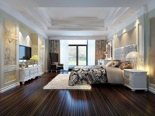 欧式新古典卧室案例展示