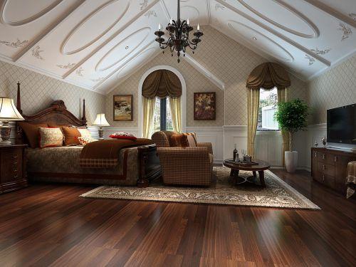 欧式客厅--高清效果图-欧式 (603)