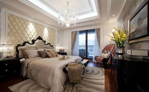 简欧新古典卧室案例展示