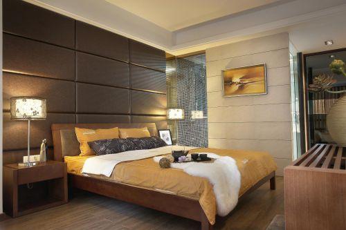 简欧卧室设计方案