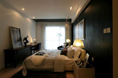 现代简约新古典卧室图片