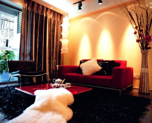 现代简约新古典卧室装修案例