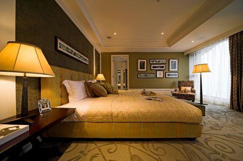 简欧新古典卧室设计方案